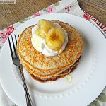 Banana Oat Protein Pancakes: [Gluten Free] & 10 Christmas Breakfast Recipes
