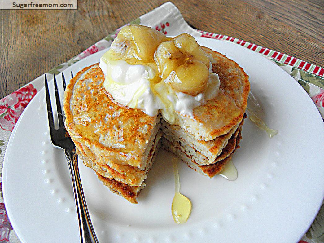 Banana Oat Protein Pancakes: [Gluten Free] & 10 Christmas Breakfast ...