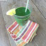 Pineapple Green Protein Smoothie: [Gluten & Dairy Free]