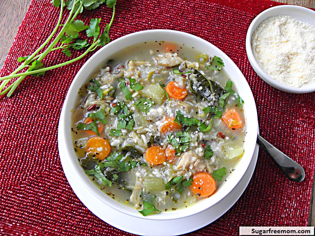 Turkey soup: cooking recipe. Turkey soup in a slow cooker 54
