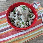 Creamy Crock Pot Turkey Meatballs [Gluten Free]