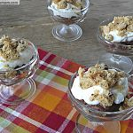 Healthy Chocolate Pudding Parfaits: [Gluten & Dairy Free]