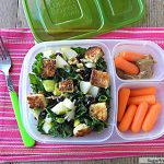 Pear Blue Cheese Walnut Salad Meal-To-Go