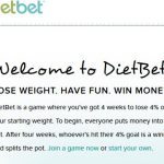 Join Sugar-Free Mom in FitFluentials DietBet with a Chance to Win Big!