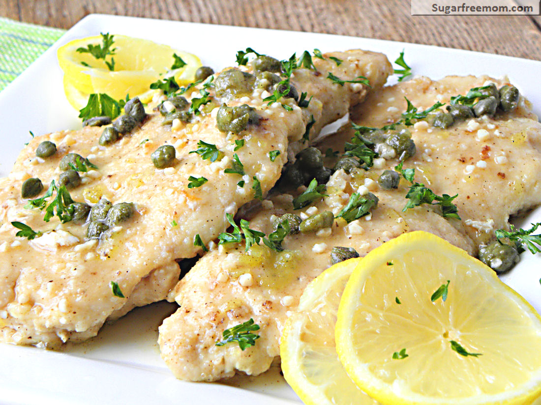 Low fat chicken piccata gluten free if youre looking for a completely carb free version the original recipe is the way to go healthy low fat chicken piccata forumfinder Choice Image