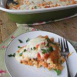 Kale Prosciutto Lasagna Roll-Ups