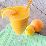 Mango Citrus Veggie Juice {No Added Sugar, Dairy & Gluten Free}