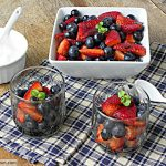 Naturally Sweetened Balsamic Berries