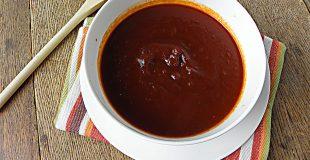 Homemade Barbecue Sauce {Refined Sugar Free}