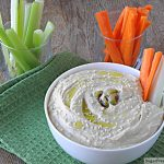 Easy Classic Homemade Hummus