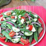 Italian Green Bean Salad