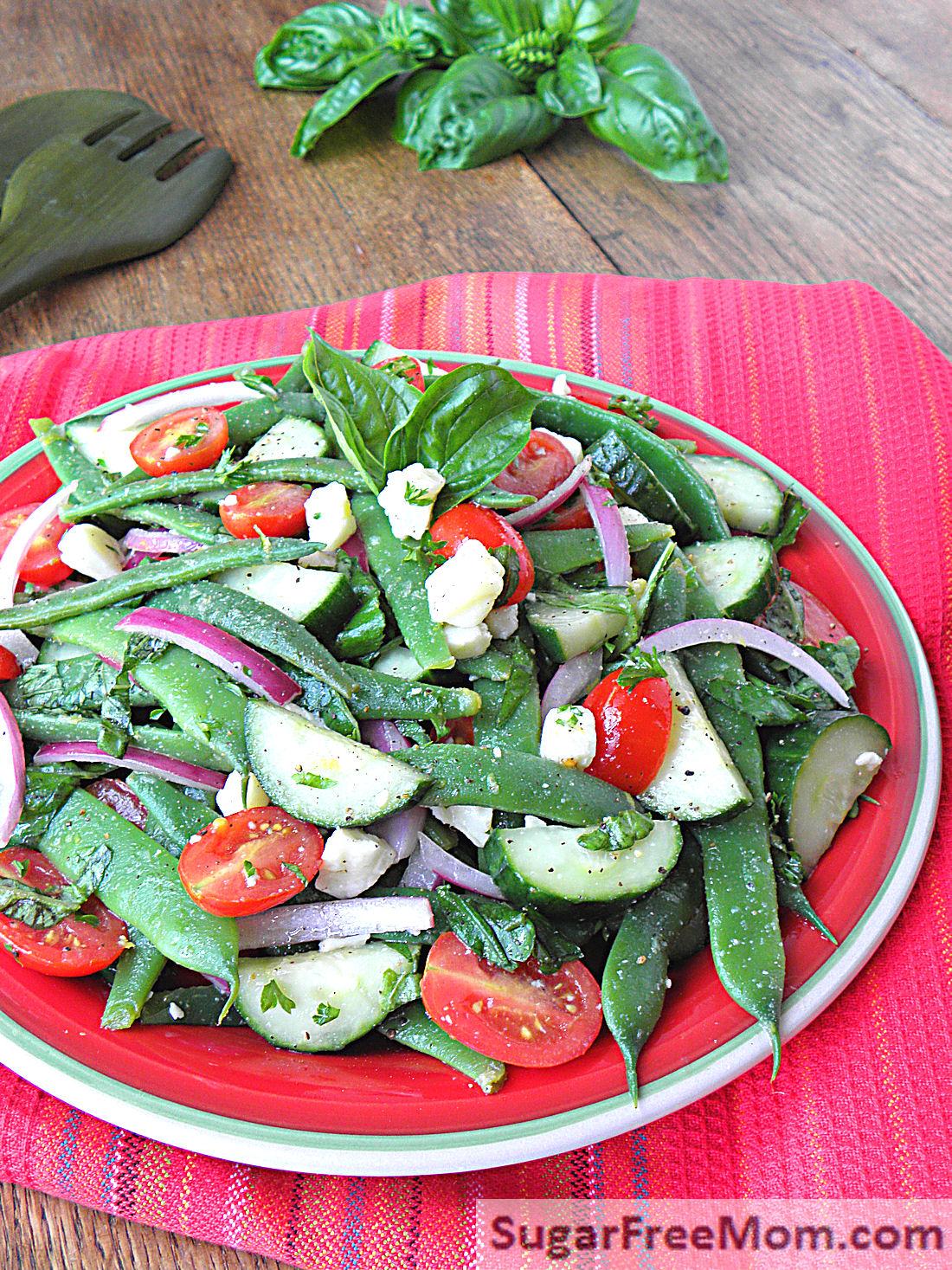 Sugar Free Salad Dressing