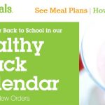 Back to School Menu Plans with eMeals & Free Printable Back To School Kit!