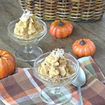 Dairy Free Pumpkin Pie Mousse