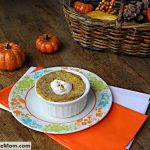 Gluten Free Pumpkin Flax Single Serve Muffin