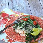 Baked Salmon In Foil Pouch