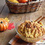 Creamy Pumpkin Quinoa {Gluten & Sugar Free}