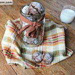 Gluten & Sugar Free Chocolate Crinkle Cookies