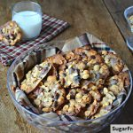 Mixed Nut Florentines- {Gluten & Refined Sugar Free} Lace Cookies