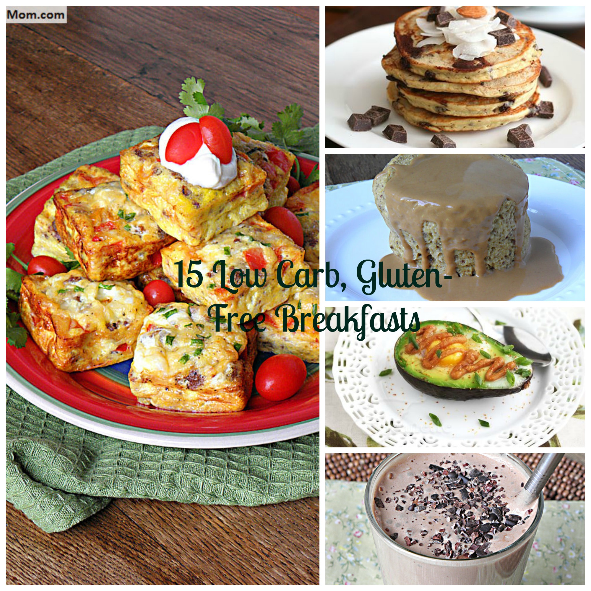 15 Gluten Free Low Carb Diabetic Friendly Breakfast Recipes
