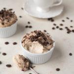 Sugar-Free Coffee Creme Mousse {Keto, Low Carb}