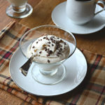 Sugar-Free Coffee Creme Mousse {Low Carb & Gluten Free}