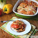 Baked Vegetable Parmesan {Grain & Gluten Free}
