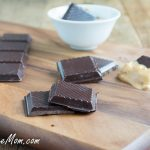 Sugar-Free Dark Chocolate Candy Bars {Nut, Dairy & Gluten Free}