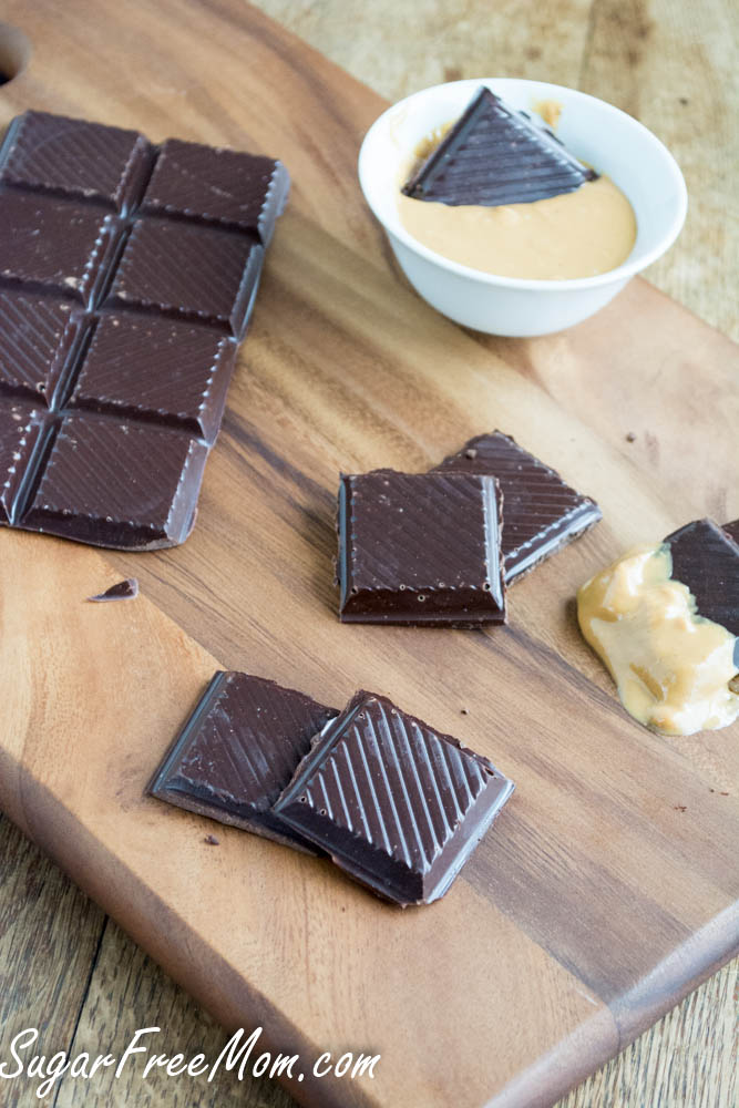 Sugar Free Dark Chocolate Candy Bars