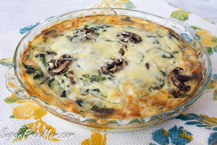crustless spinach pie 1 (1 of 1)