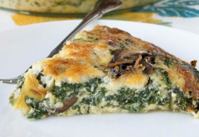 crustless spinach pie 3 (1 of 1)