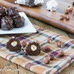Sugar-Free Copycat Ferrero Rocher {Low Carb & Dairy Free}