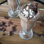 Sugar-Free & Dairy Free Chocolate Coconut MilkShake