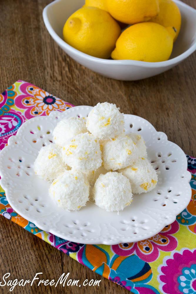 sugar free lemon truffles5 (1 of 1)