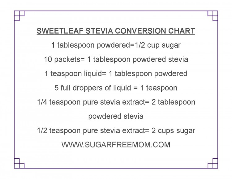 Stevia Differences In Liquid Packets Powdered Pure A Stevia