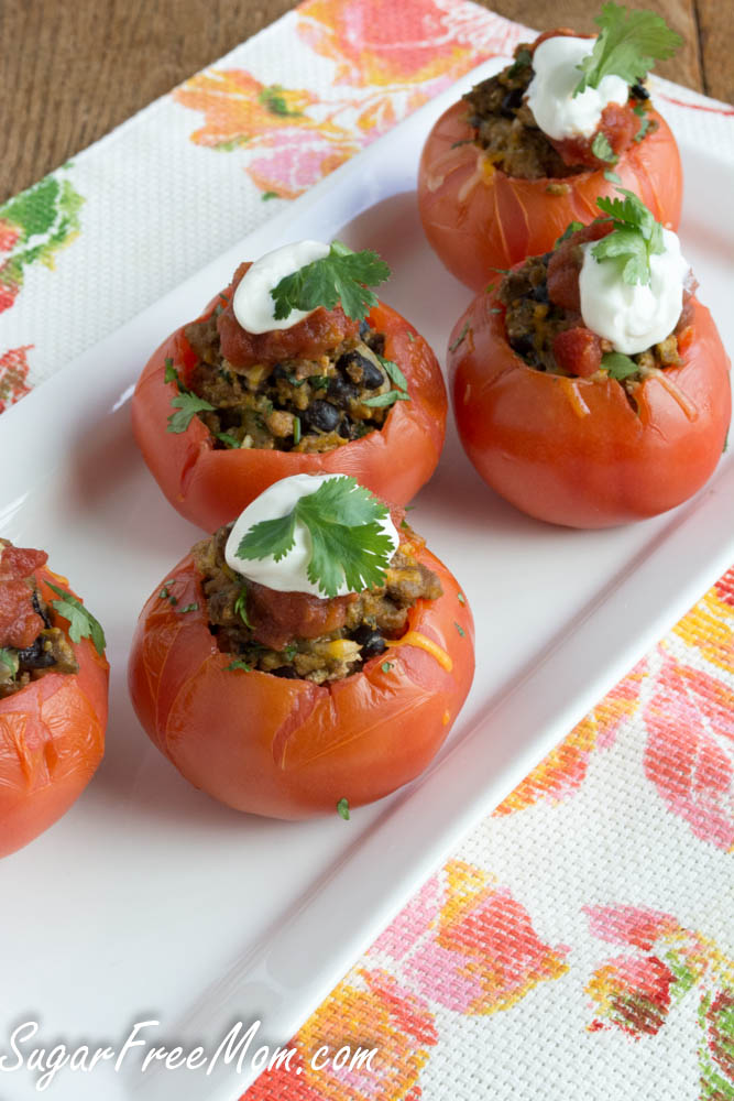 taco stuffed tomato4 (1 of 1)