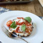 Low Carb Portobello Pizzas