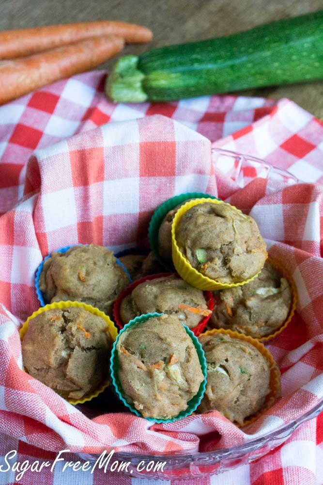 carrot zucchini mini muffins2 (1 of 1)