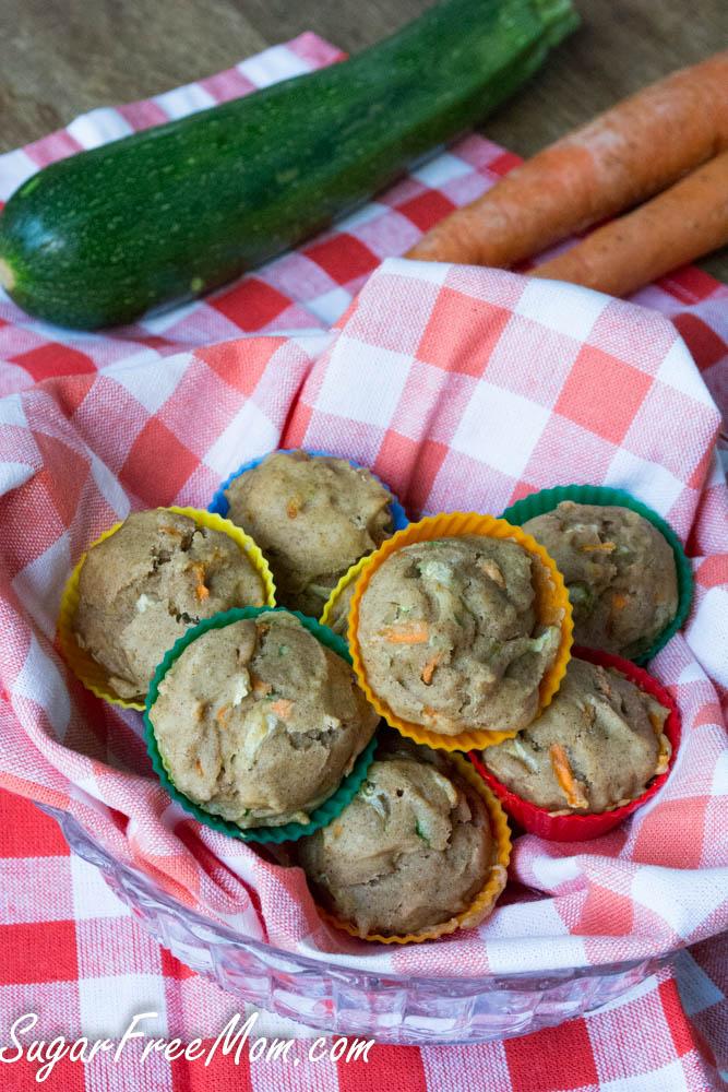 carrot zucchini mini muffins3 (1 of 1)