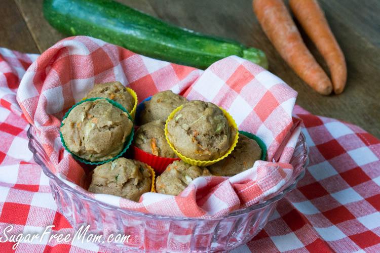 carrot zucchini mini muffins5 (1 of 1)