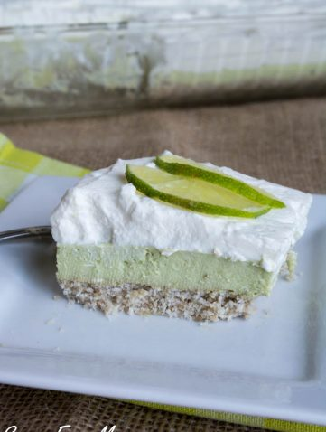 Sugar free mom naturally sweetened fabulous meals for a healthier you sugar free no bake key lime pie bars keto nut free negle Image collections