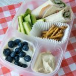 Healthy Lunchbox Recipes: Kid Friendly Turkey Roll Ups