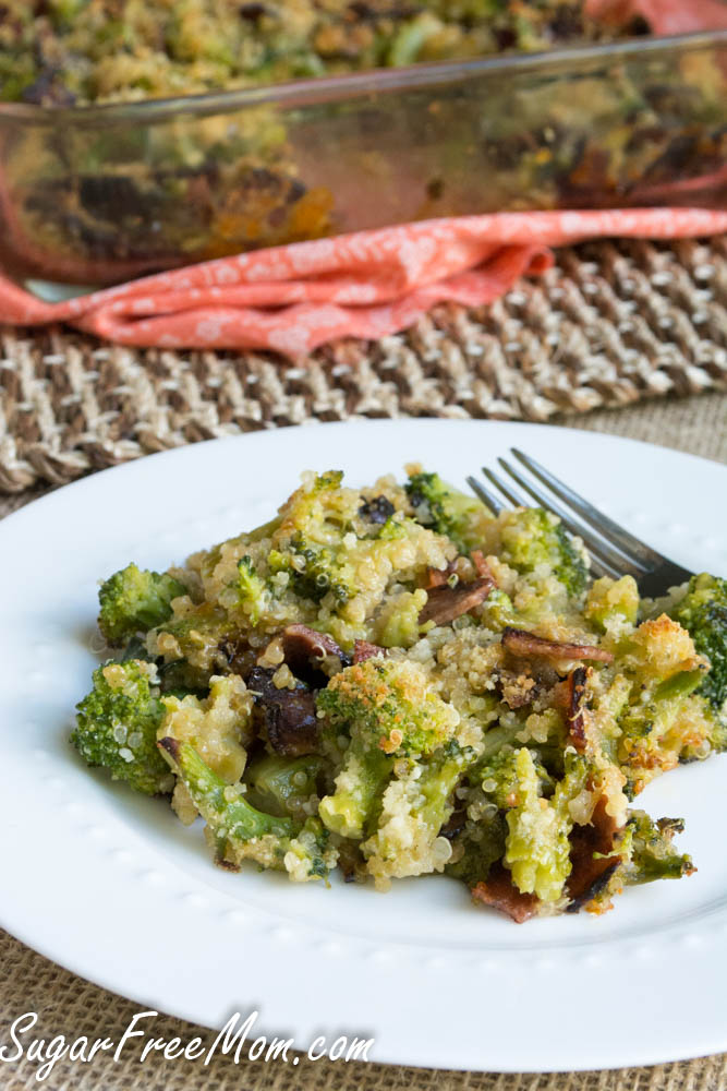 broccoli bacon quinoa3 (1 of 1)
