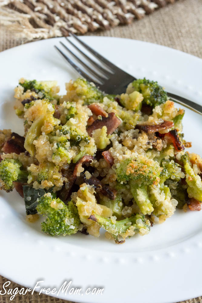 broccoli bacon quinoa4 (1 of 1)