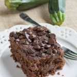 Crock Pot Sugar-Free Chocolate Zucchini Cake