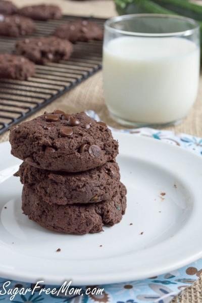 chocolate zucchini cookies6 (1 of 1)