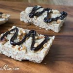 No Bake Maple Vanilla Protein Bars (Keto, Low Carb)
