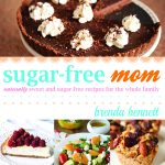 Sugar-Free Mom's Cookbook Cover Reveal & Pre-order Available