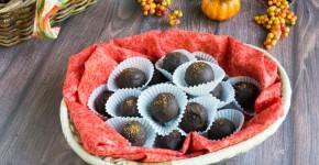 chocolate pumpkin truffles4 (1 of 1)