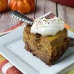 Crock Pot Sugar-Free Pumpkin Pie Bars